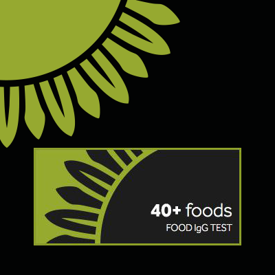 Food intolerance test 40+ foods
