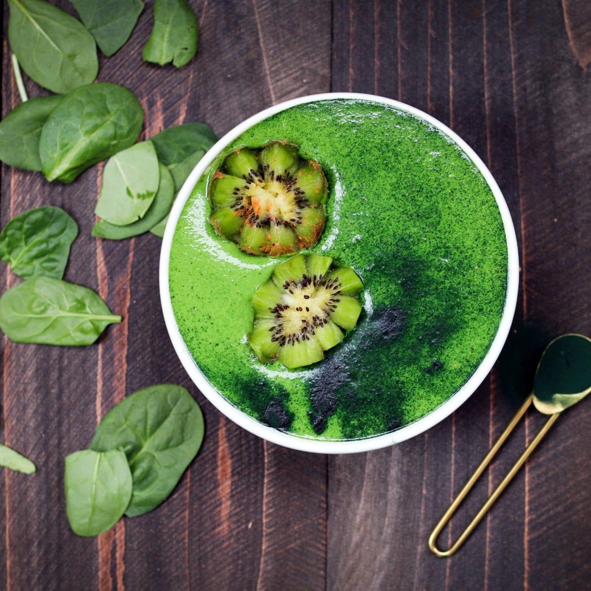 Gorgeous green smoothie