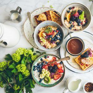 Breakfast - lovely photo